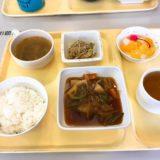 入院中の食事のこと